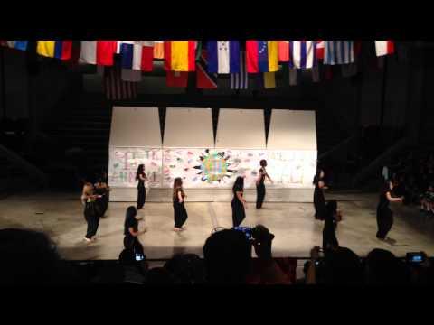 Yonkers High School Gala 2015 Indian Dance- Desi Evolution