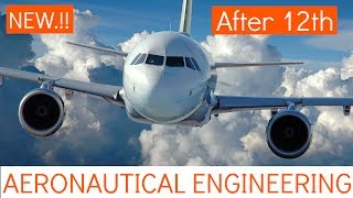 Career in Aeronautical Engineering in India | B.TECH, Aerospace, JEE | #10 | CREATE YOUR IDENTITY