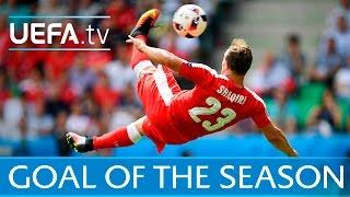 Top ten goals 2015/16 season: Vote for your favourite
