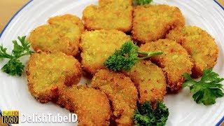 Resep Nugget Vegetarian
