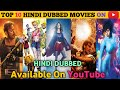 Top 10 Hollywood New Hindi Dubbed Movie Available On YouTube