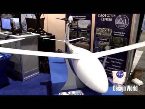 NASA looks at an advanced VTOL concept