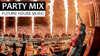 EDM PARTY MIX -   Best Of Future House Music 2018 - 2019