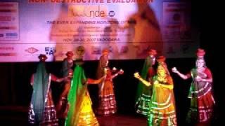 gujarati's classical dance I