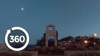 Watch the Sun Rise Over La Paz | La Paz, Bolivia 360 VR Video | Discovery TRVLR