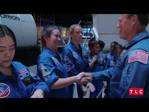The Gosselins Become Honorary Astronauts at Space Camp Kate Plus 8
