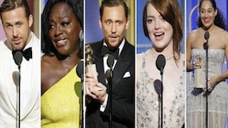 Golden Globes 2017- Golden Globes 2017 Full Winners List- Emma Stone And More