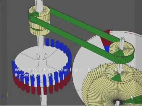Patent Reconstruction Frank Fecera s Permanent Magnet Motor