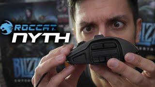 Roccat NYTH: обзор игровой мыши