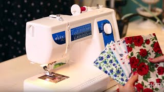 Learn How To Sew, Easy Sewing Class For Beginners!
