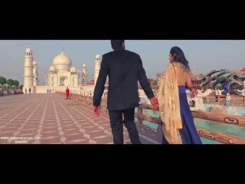 PRE WEDDING IN BHOPAL - MOHIT + CHANDNI -2