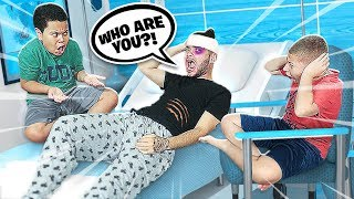 I LOST MY MEMORY PRANK ON FAMILY! *Gone Too Far*