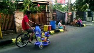 Raifa Zaidan Jasmi-Sepeda Baru