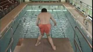 Mr. Bean The Swimming Pool