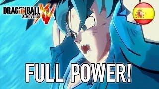 Dragon Ball Xenoverse - PS3/PS4/X360/XB1 - Full Power! (Trailer Español)