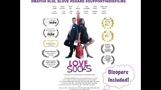 Love Socks Movie - Full Movie - Australian Romantic Comedy Indie Feature Film - Bloopers Included!