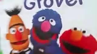 123 sesame Street A Celebration of Me Grover DVD