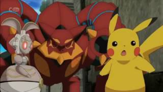 Pokemon The Movie: Volcanion and the Mechanical Marvel English Dub Full Movie