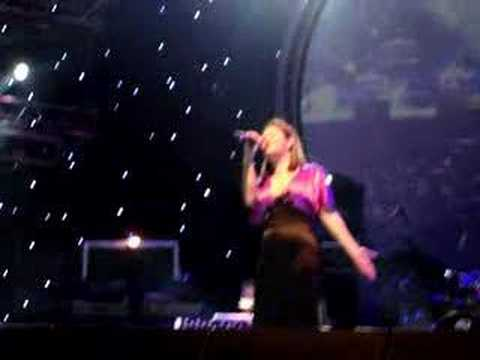 Regine Velasquez in Dubai
