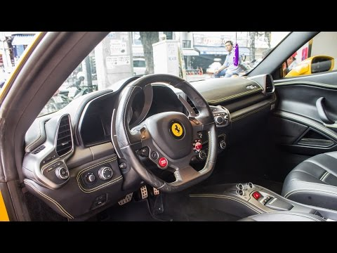 Xxx Mp4 Khám Phá Nội Thất Ngoại Thất Ferrari 458 Italia XSX 3gp Sex