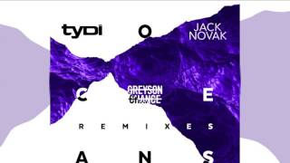 tyDi & Jack Novak  - Oceans (feat. Greyson Chance) (NLVi Remix) [Official]