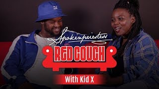 Red Couch: Kid X Talks Experience At Cashtime Life