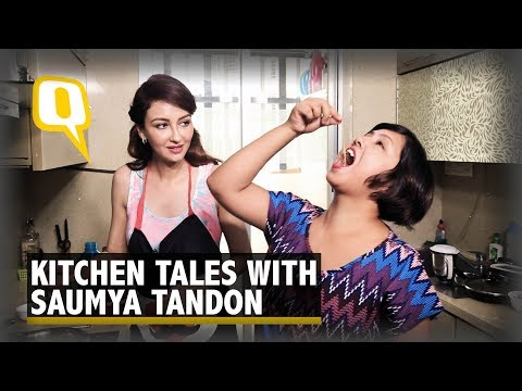 Xxx Mp4 When 'Bhabhiji ' Actor Saumya Tandon Cooked Pasta For The Quint 3gp Sex