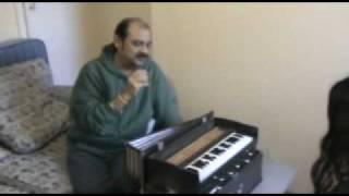 Learn to play and sing Hare Rama Hare Krishna Bhajan with harmonium