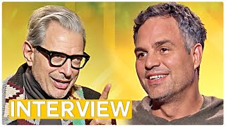 Thor 3 | fun facts with Hulk and The Grandmaster interview (2017)