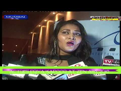 Bhojpuri Actress Priya Kapoor || At Zen Asia 2016