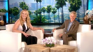 Amy Schumer on the MTV Movie Awards and 'Trainwreck'