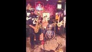 Halloween Party ... Amochip Dabney, and Friends at Boodocks Lounge, Tucson, AZ