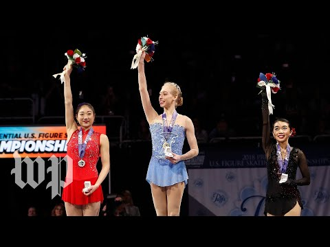 Chen Nagasu Tennell Get to know the U.S. Olympic women's figure skaters