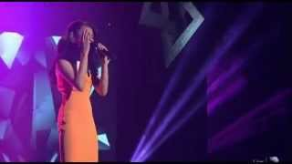 Marlisa Punzalan - Winner's Single - Stand By You - Grand Final - The X Factor Australia 2014