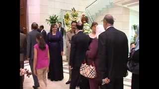 افتتاح المقر الجديد لالسفارة المصرية فى الاردن صباح الخير