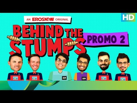 When RCB got played by AIB! | Behind The Stumps | Only On Eros Now 24th April