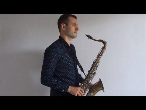 Dua Lipa - New Rules [Saxophone Cover] by Juozas Kuraitis