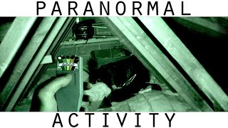 Paranormal / Poltergeist Activity Clips. Happy Halloween