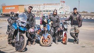 Tiger Ka Pehla Jalwa | MUMbai 2 AHMedabad