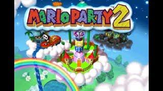 Chacs stream live #79 -  Mario party 2 pt3 (El juego de rompe amistades masivo)
