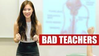 12 TEACHERS YOU