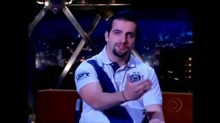 O mais engraçado do Humor na caneca em HD   Programa do Jô Soares   parte 1