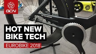 Hottest New Road Bike Tech   Eurobike 2018