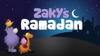 Zaky's Ramadan (DVD preview) - Islamic Cartoon