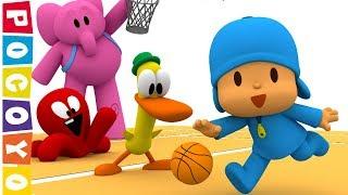 LETS GO POCOYO season 3   cartoons for children   60 minutes with Pocoyo! (5)