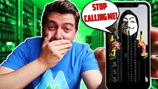 PROJECT ZORGO LEADER GETS MAD IN REAL LIFE! Funny Prank Calling PZ Leader Reveal!!