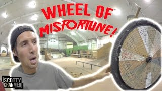 WHEEL OF MISFORTUNE IS BACK!