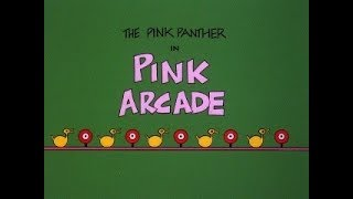 Pink Panther: PINK ARCADE (TV version, laugh track)