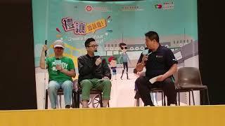 禮讓廣傳劇 新城DJ+余國安