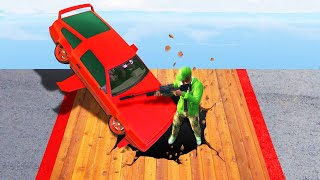 HE FELL FOR THE FLOOR TRAP! (GTA 5 Funny Moments)